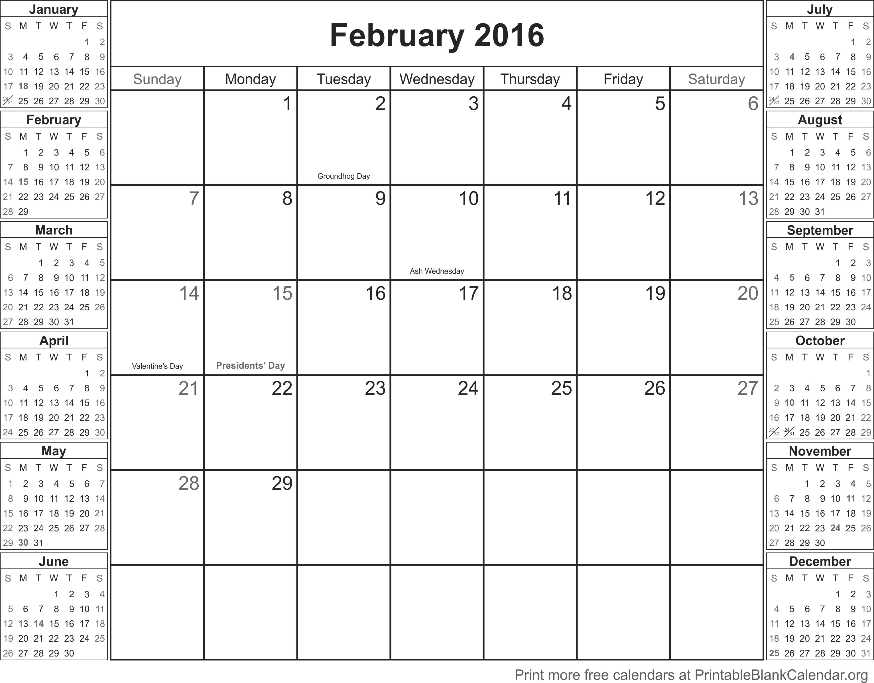 Blank Calendar With Numbers : Free printable calendar numbers for april