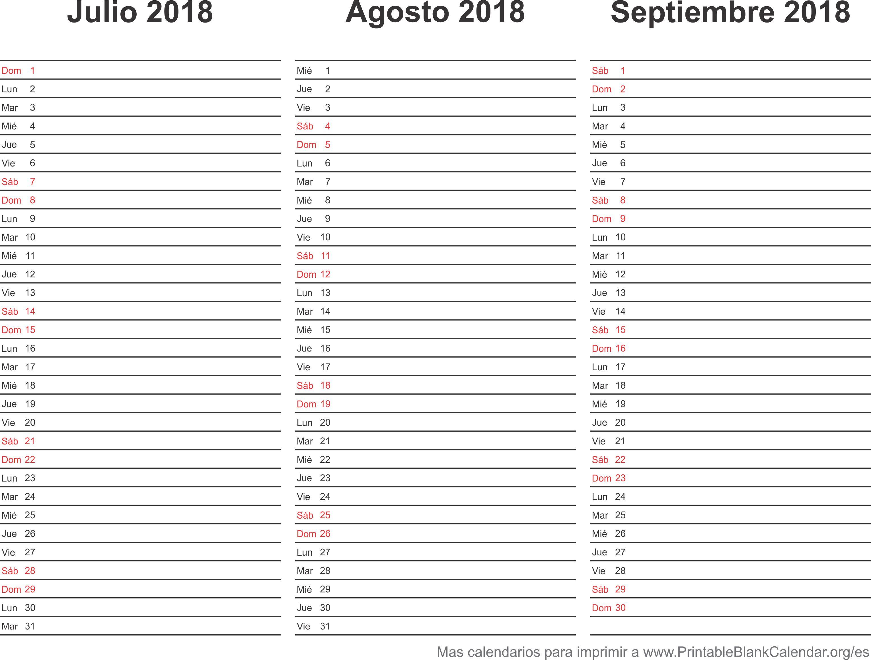 2018 agenda planner 3